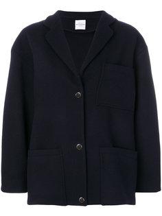 однобортный пиджак мешковатого кроя Roseanna