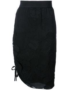 юбка-карандаш с эластичным поясом Natori