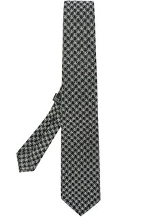 галстук с узором Fefè