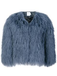 куртка из меха ягненка Roseanna