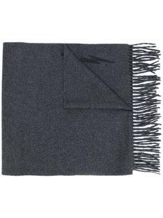 шарф с бахромой Neil Barrett