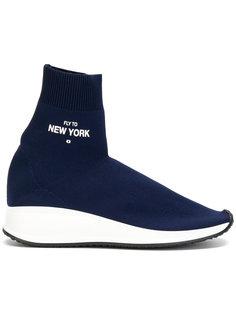 кроссовки с носочной вставкой  Joshua Sanders