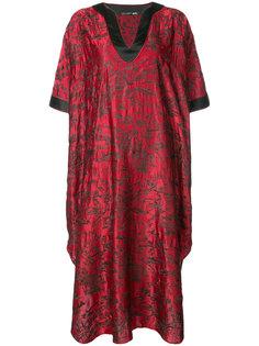 кафтан с вышивкой Natori