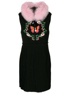 платье Pansy с вышивкой Amuse