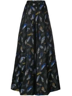 брюки палаццо Constance Pt01