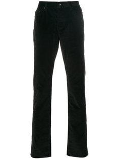 брюки средней посадки John Varvatos