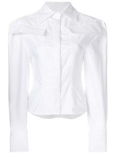 рубашка с карманами Jacquemus