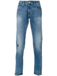 джинсы с выцветшим эффектом Edwin