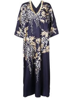 платье-кафтан Vines Square Natori