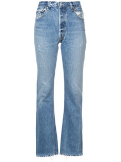 джинсы буткат Re/Done
