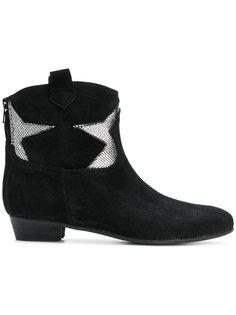 декорированные ботинки Marc Ellis