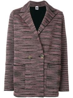 двубортный пиджак M Missoni