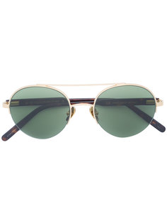 солнцезащитные очки в круглой опарве Retrosuperfuture