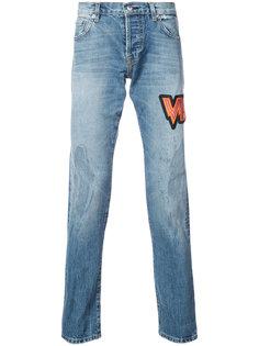 джинсы свободного кроя Visitor On Earth