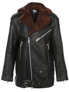 байкерская куртка Cmmn Swdn