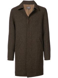пальто Portobello A.P.C.
