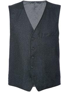жилетка на пуговицах Engineered Garments