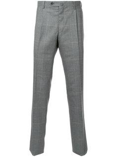 классические зауженные брюки United Arrows