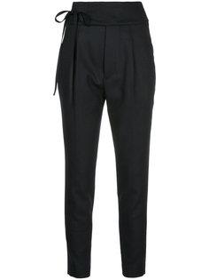 укороченные брюки с поясом En Route