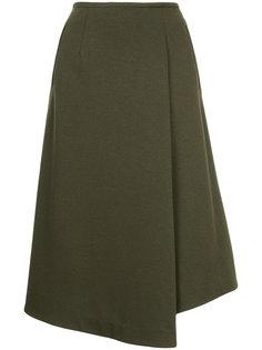 асимметричная юбка А-образного силуэта En Route