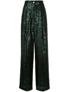 брюки с пайетками  Ingie Paris