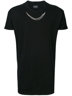 футболка с цепочкой Overcome