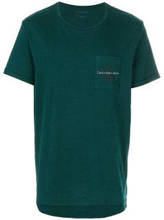 футболка с карманом с логотипом Ck Jeans
