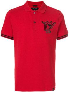 футболка-поло Stinky Rat Marc Jacobs
