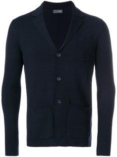 однобортный пиджак Drumohr