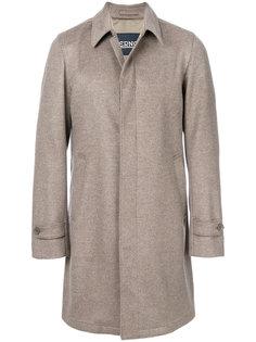 пальто классического кроя Herno