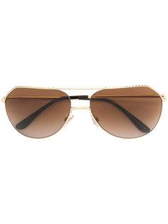 солнцезащитные очки-авиаторы Dolce & Gabbana Eyewear