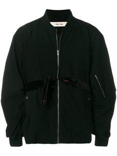 куртка-бомбер  с поясом Damir Doma