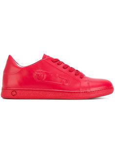 кроссовки на шнуровке Versus