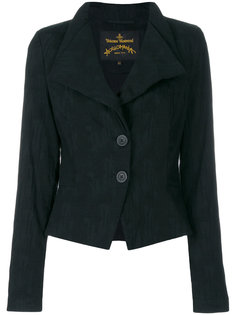 приталенный пиджак с широкими лацканами Vivienne Westwood Anglomania