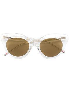 солнцезащитные очки в оправе кошачий глаз Thom Browne Eyewear
