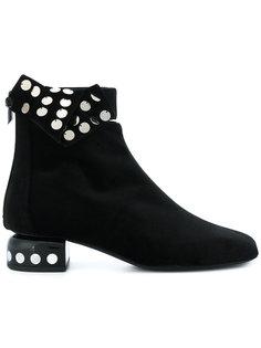 ботинки с пайетками Pierre Hardy