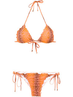 triangle bikini set Amir Slama