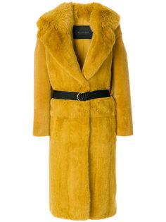меховое пальто Blancha