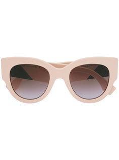 солнцезащитные очки в оправе кошачий глаз Fendi Eyewear