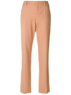 брюки строго кроя bootcut Chloé