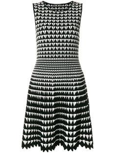 платье с узором Antonino Valenti