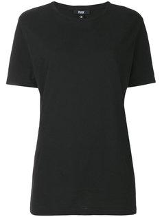 удлиненная классическая футболка Paige