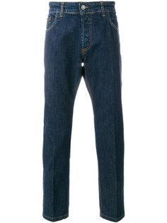 укороченные джинсы Entre Amis