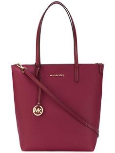 большая сумка-тоут Hayley Michael Michael Kors