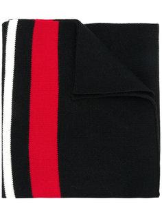 полосатый шарф Rossignol