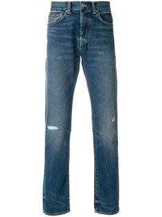 джинсы стандартной длины Edwin