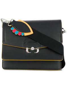 сумка на плечо с откидным клапаном Paula Cademartori