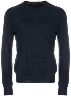 свитер с круглым вырезом Tagliatore