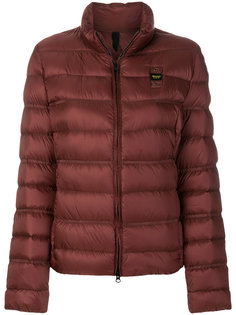 приталенная дутая куртка  Blauer