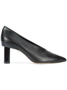 туфли на резном каблуке Tibi